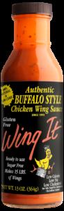 Wing It Buffalo Style